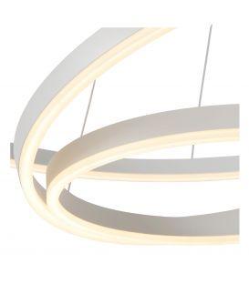 136W LED Pakabinamas šviestuvas TRINITI White Dimeriuojamas 46402/99/31
