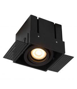 Įmontuojamas šviestuvas TRIMLESS 1 Black 09925/01/30