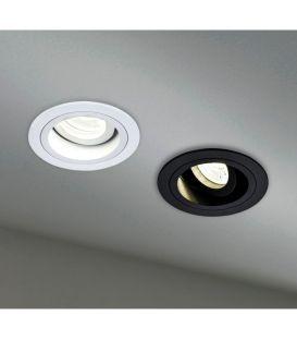 Įmontuojamas šviestuvas AKRON Black DL025-2-01B