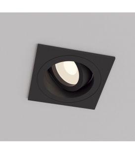 Įmontuojamas šviestuvas AKRON Square Black DL026-2-01B