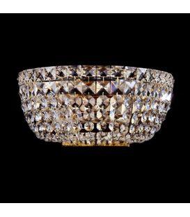 Sieninis šviestuvas BASFOR Gold DIA100-WL-02-G
