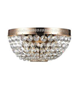 Sieninis šviestuvas OTTILIA Gold DIA700-WL-02-G