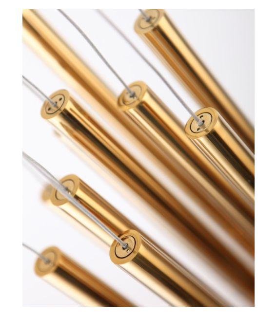 45W LED Pakabinamas šviestuvas ORGANIC Gold P0242