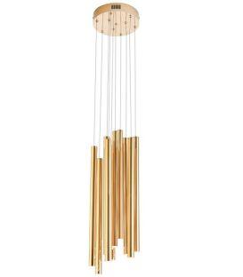 10W LED Pakabinamas šviestuvas ORGANIC Gold P0265