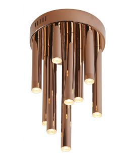 10W LED Lubinis šviestuvas ORGANIC Copper C0116