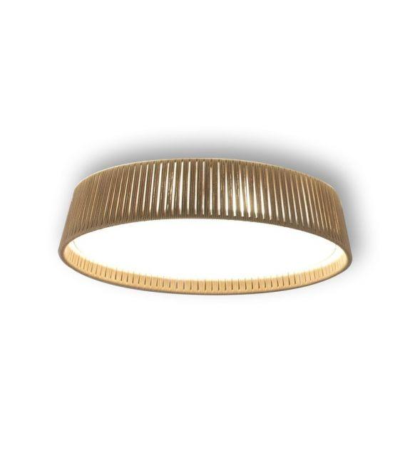 Lubinis šviestuvas DRUM Ø60cm beige 24000/60B-I