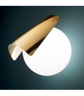 Sieninis šviestuvas PENOMBRA AP1 OTTONE 176666