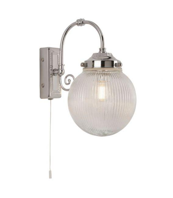 Sieninis šviestuvas BELVUE Clear IP44 3259CC