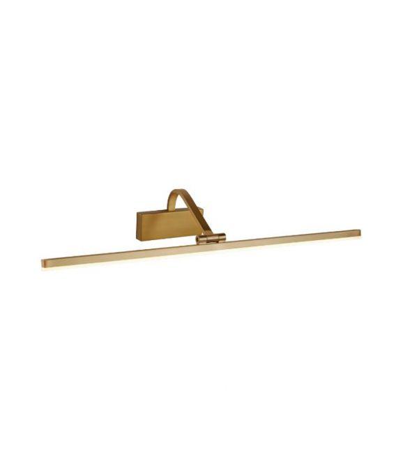 17W LED Sieninis šviestuvas PICTURE 5551-70SB Bronze