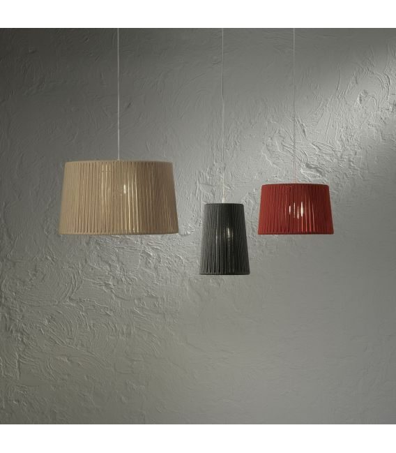 Pakabinamas šviestuvas DRUM Ø30cm