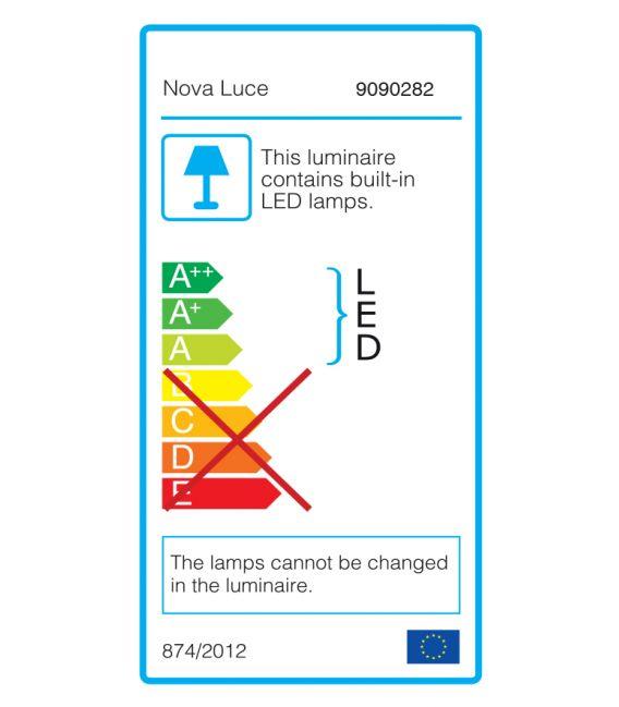 5W LED Magnetinis šviestuvas TAG Brass 9090282