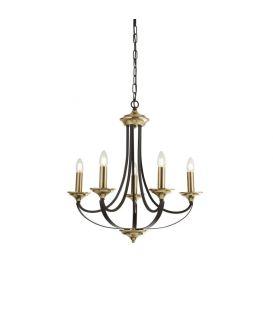 Pakabinamas šviestuvas BELFRY 5 1845-5BZ