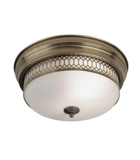 Lubinis šviestuvas EDINBURGH Brass 4132-2AB