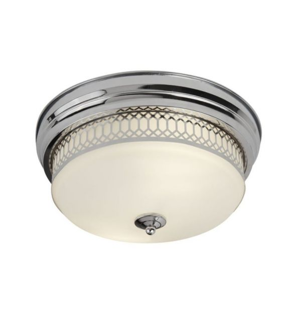 Lubinis šviestuvas EDINBURGH Silver 4132-2CC