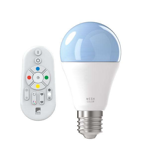 LED LEMPA 9W E27 EGLO CONNECT Ø6 DIMERIUOJAMA 11585