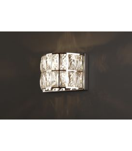 Sieninis šviestuvas DIAMANTE W0204