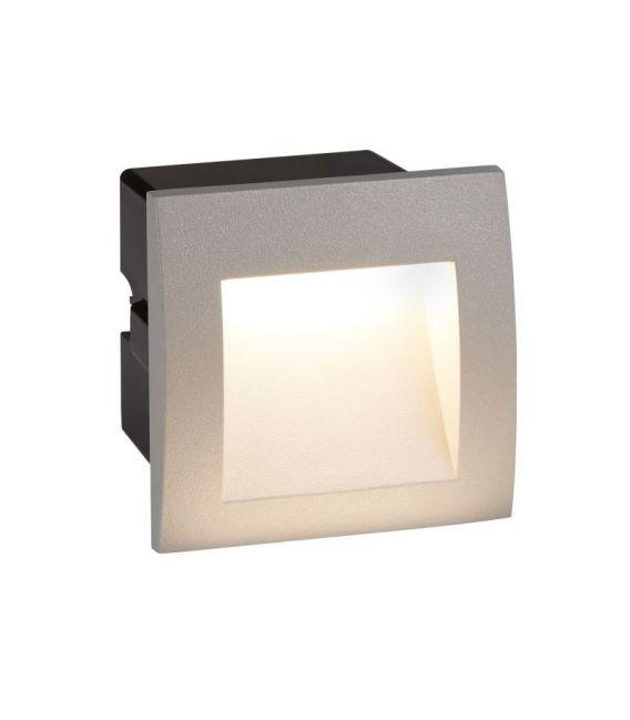 1W LED Įmontuojamas šviestuvas ANKLE Grey 0661GY