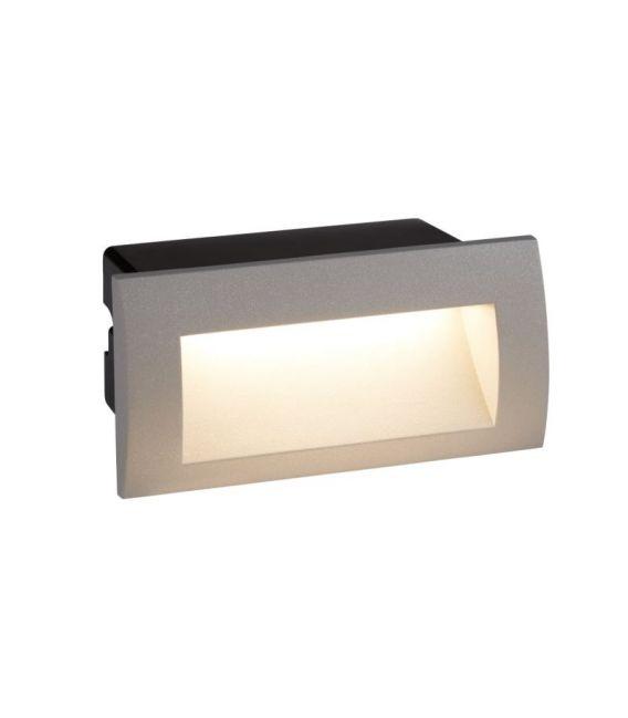 3W LED Įmontuojamas šviestuvas ANKLE Grey IP65 0662GY