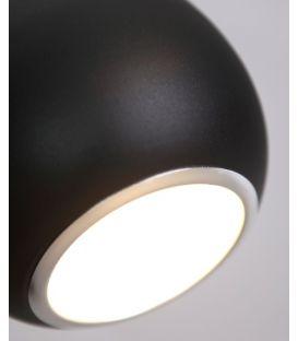 Pakabinamas šviestuvas DROP Black P0233