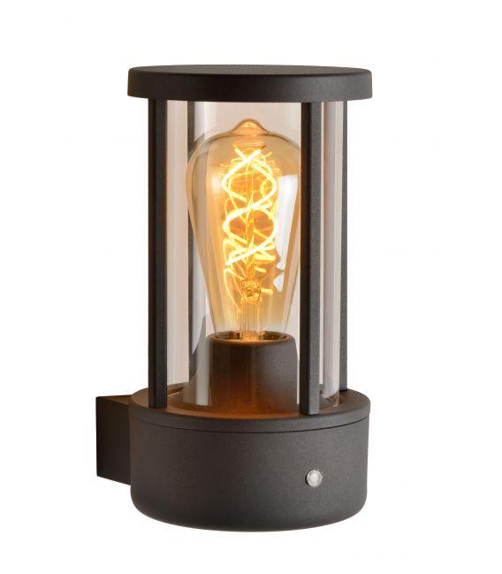 Sieninis šviestuvas LORI Anthracite IP44 14893/01/30