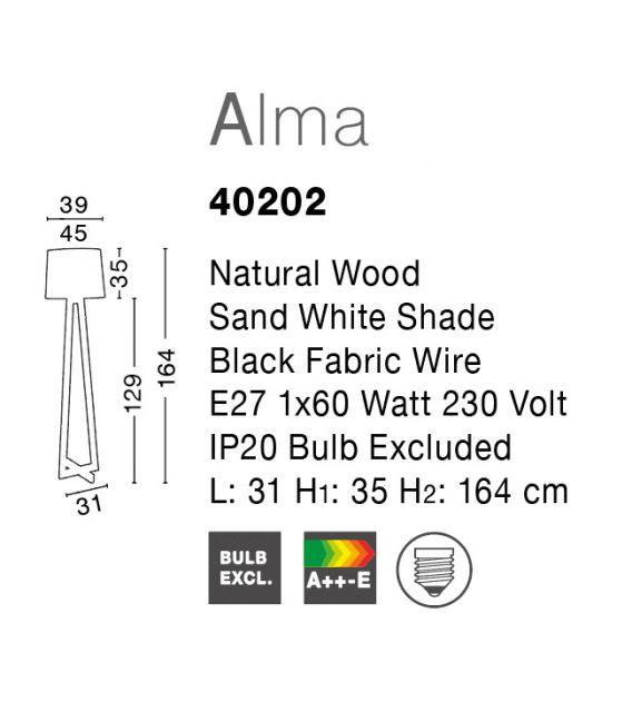 Toršeras ALMA 40202
