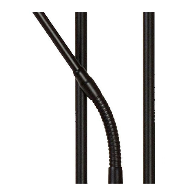 24W LED Toršeras CHAMPION Black Dimeriuojamas 19792/24/30