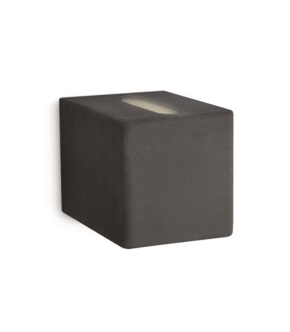 Sieninis šviestuvas CUBO Black 33612/30/16