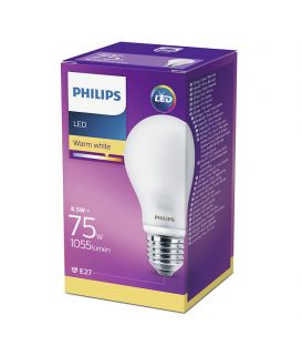 LED LEMPA 8,5W E27 8718696705551