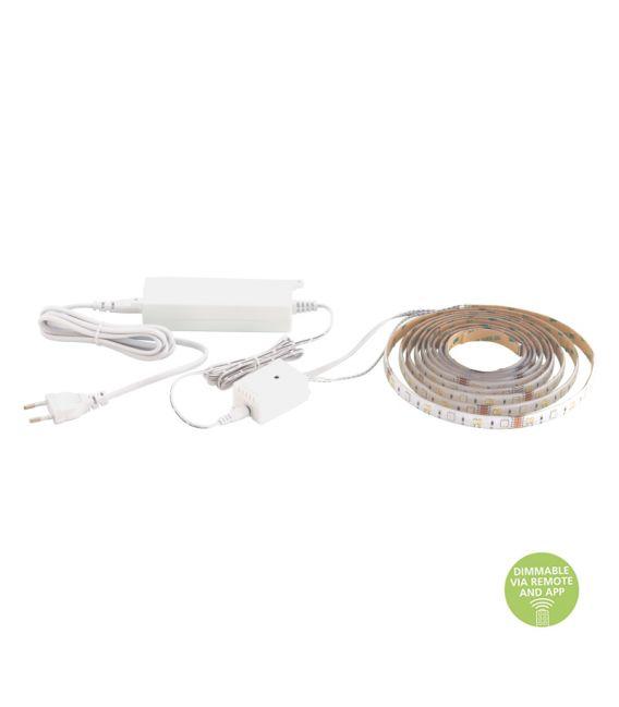Lanksti LED juosta EGLO CONNECT STRIP-C 19W 32733