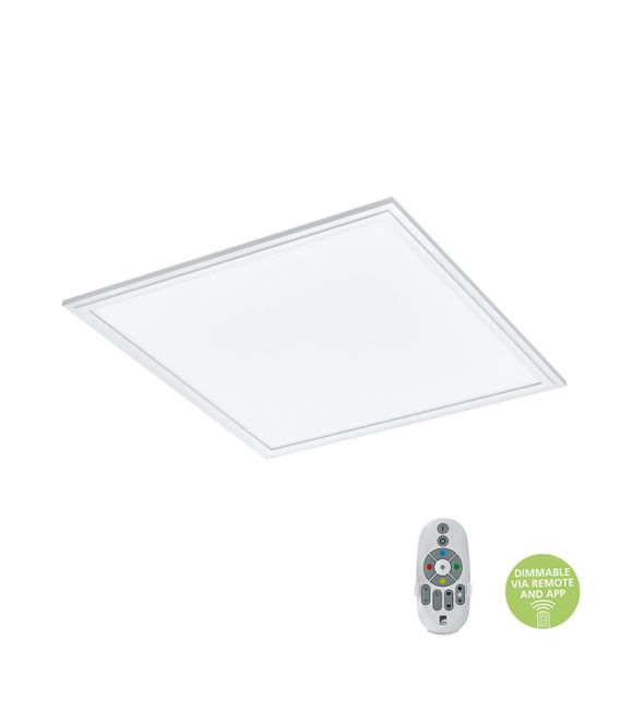21W LED Lubinis šviestuvas EGLO CONNECT SALOBRENA-C 97629