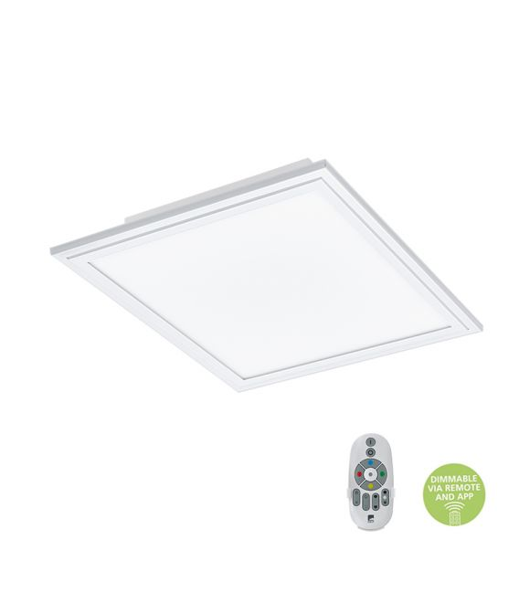 16W LED Lubinis šviestuvas EGLO CONNECT SALOBRENA-C 96662