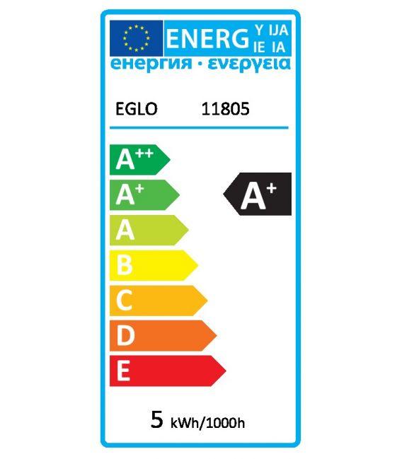 LED LEMPA 5W E14 EGLO ACCESS Ø4.5 DIMERIUOJAMA 11805