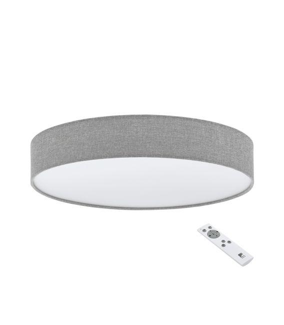 40W LED Lubinis šviestuvas ROMAO Grey Ø57 Dimeriuojamas 97779