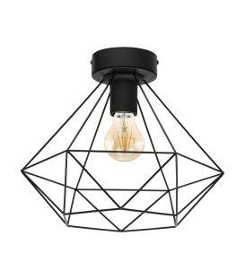 Lubinis šviestuvas TARBES Black 43004