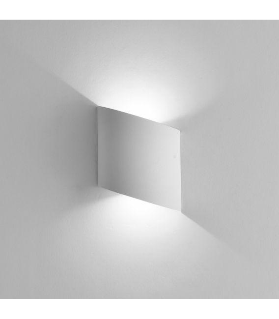 6W LED Sieninis šviestuvas SOCHI Sand White IP54 6531
