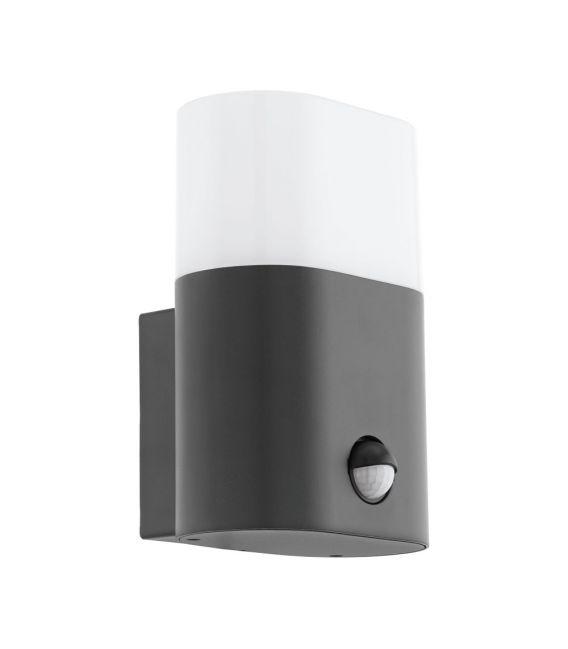 11W LED Šviestuvas su judesio davikliu FAVRIA 1 Anthracite IP44 97316