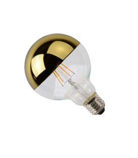 LED LEMPA 5W E27 Gold Dimeriuojama 49019/05/10