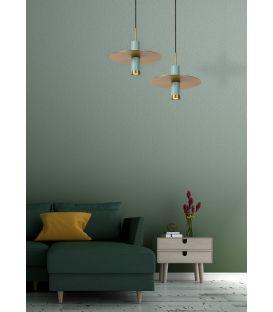 Pakabinamas šviestuvas SELIN Turquoise 03322/01/37