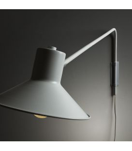 Sieninis šviestuvas PLASS White AA2387R05