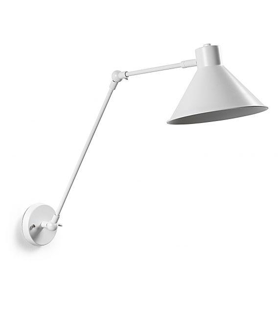 Sieninis šviestuvas ODINE White AA0634R05