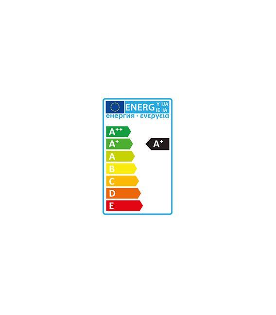 18W LED Lubinis šviestuvas LOTOS Black 4208201
