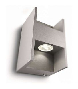 4W LED Sieninis šviestuvas METRIC 69087/87/16