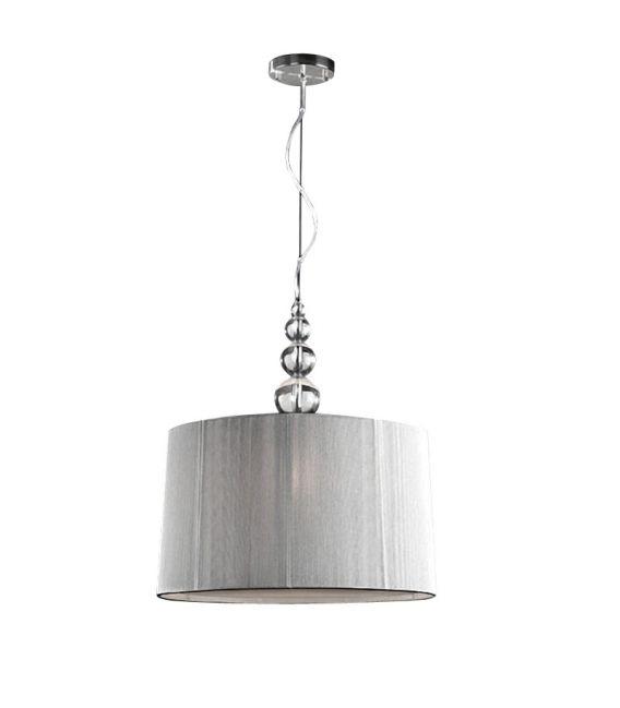 Pakabinamas šviestuvas MERCURY Silver 663554