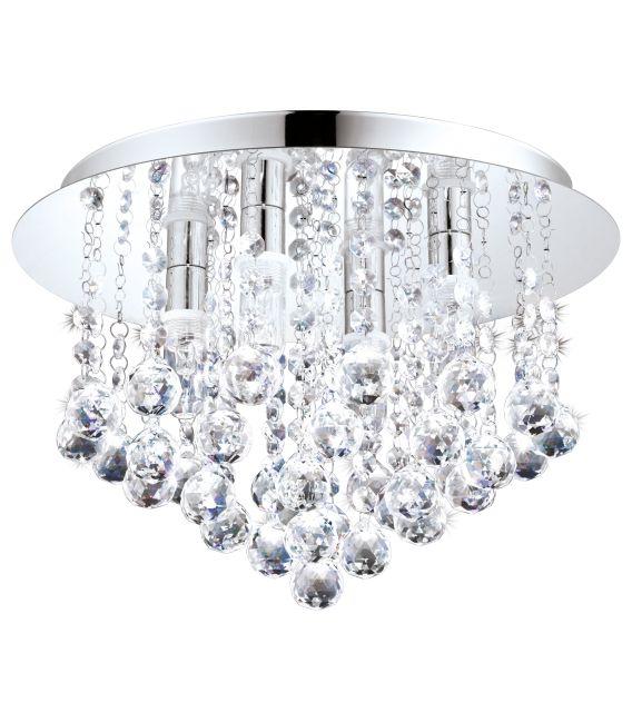 Lubinis šviestuvas ALMONTE IP44 94878