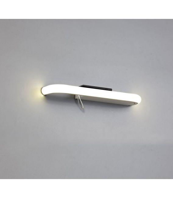 8W LED Sieninis šviestuvas TENERIFE + USB 6870
