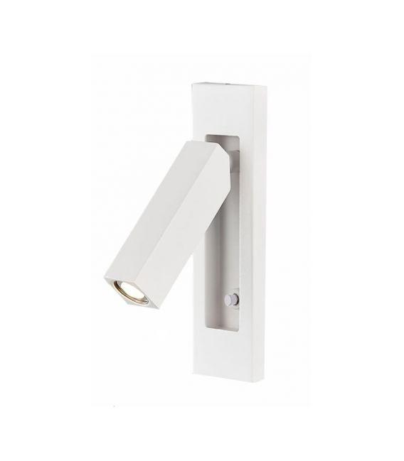 3W LED Sieninis šviestuvas GOKOVA White 6820