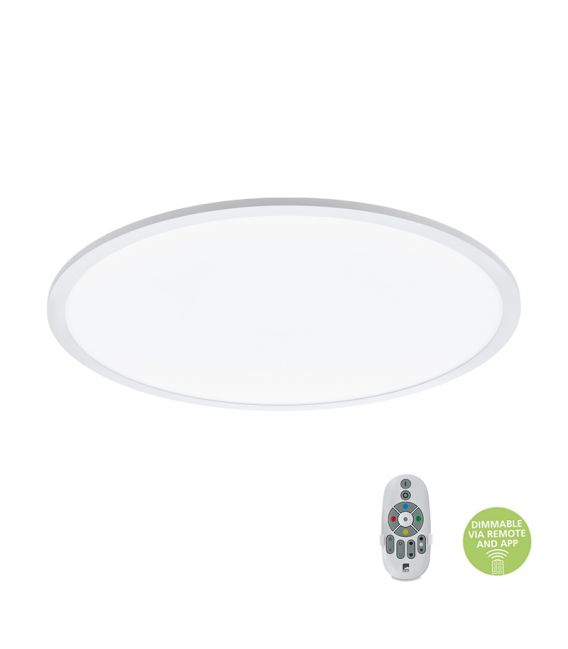 34W LED Lubinis šviestuvas EGLO CONNECT SARSINA-C 97961