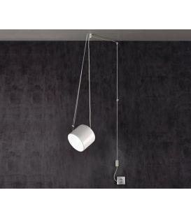 Pakabinamas šviestuvas PACO White 26851/1B