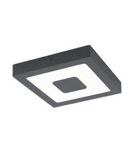 16.5W LED Lubinis šviestuvas IPHIAS Anthracite IP44 96489