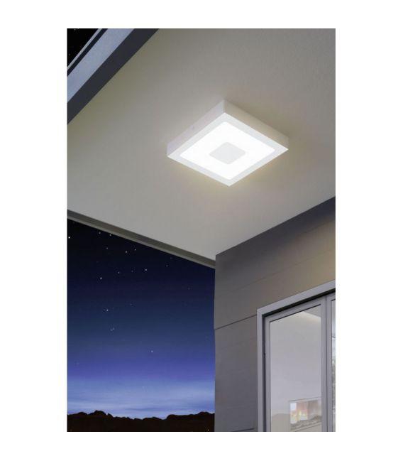 16.5W LED Lubinis šviestuvas IPHIAS White IP44 96488